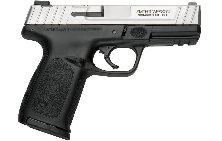 Smith and wesson sd9ve