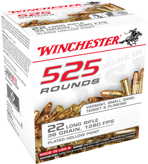 Winchester USA forged 9mm